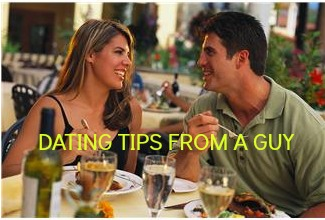 dating tips from a guy