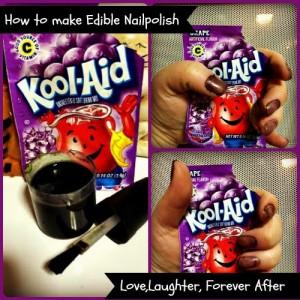 Edible-Nailpolish