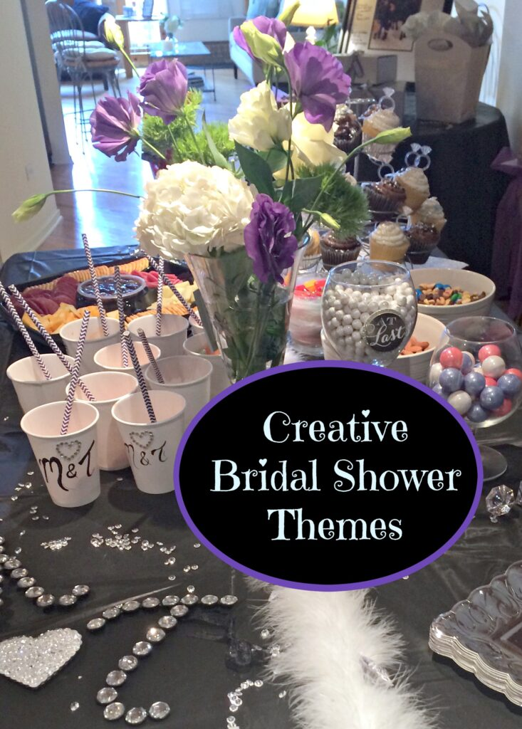 15 great bridal shower theme ideas love laughter foreverafter - Bridal shower themes ...