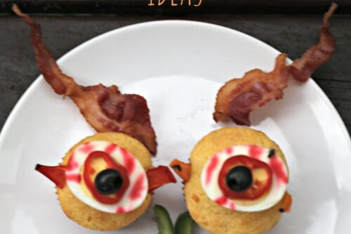 easy halloween breakfast ideas