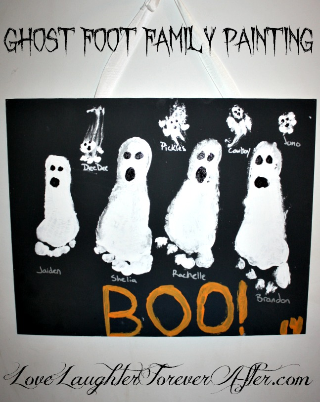 Ghost-Painting