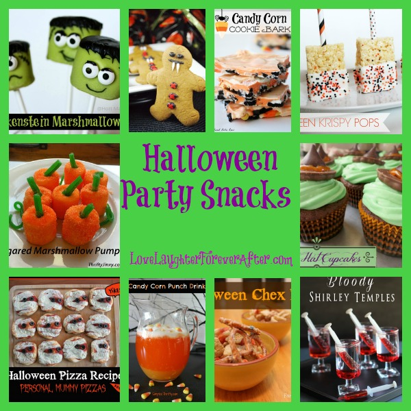planning the perfect halloween party