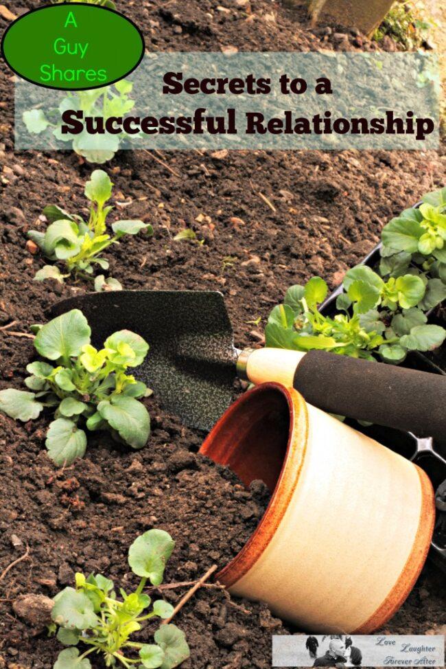 secrets to a relationship