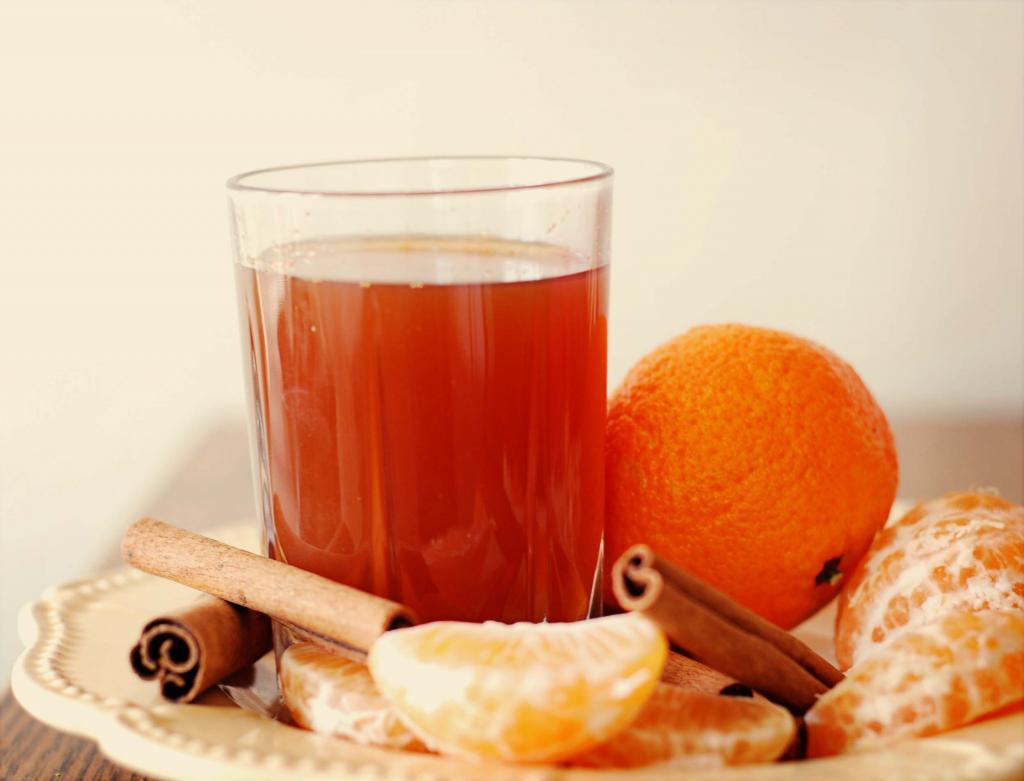 fall tea