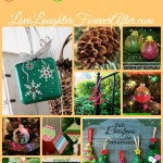 10 DIY Ornaments to make for your Christmas Tree