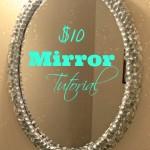 $10 Mirror Make Over