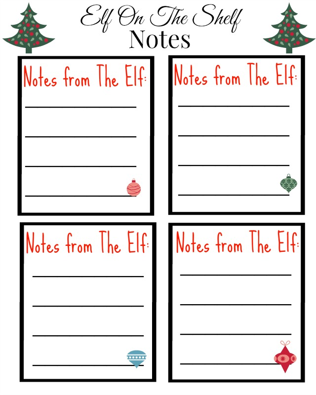 Notes-elf