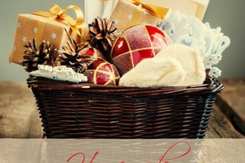 Homemade Christmas Gift Basket Ideas