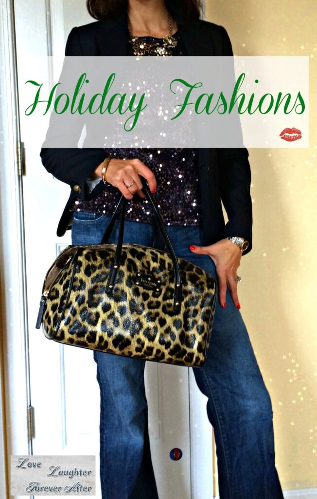 Holiday Shopping Fashion