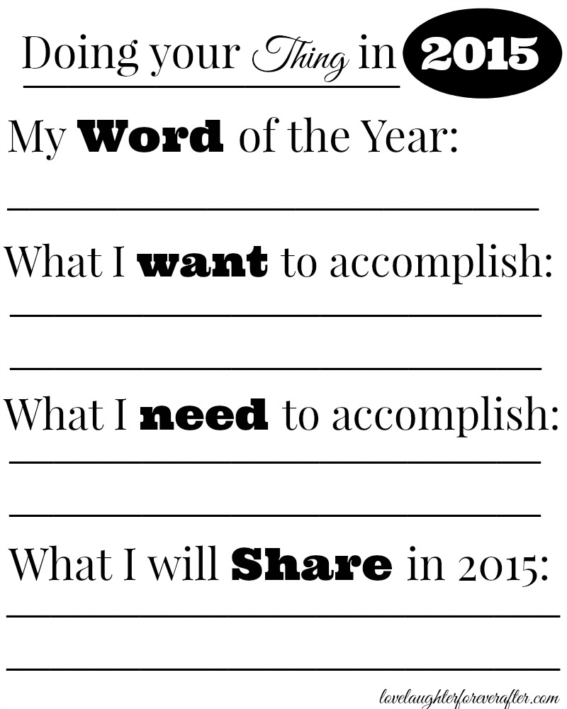 new years resolution worksheet kids