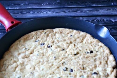 Toll House Pan Cookie Recipe