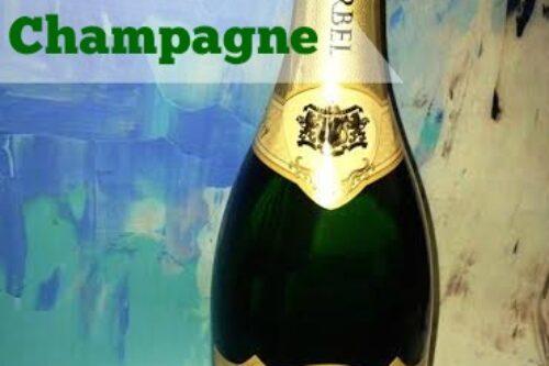 Leftover Champagne