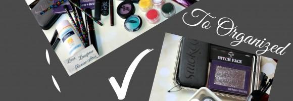 Make-Up-Organize