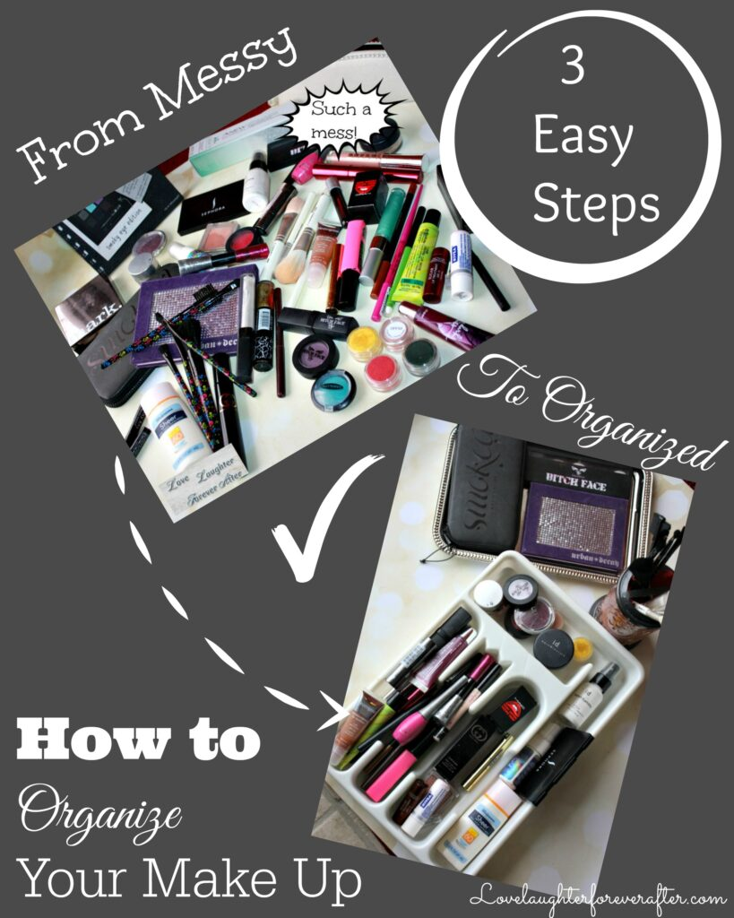 Make-Up-Organize