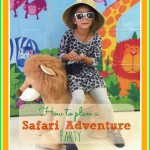 How to Plan a Safari Adventure Party?