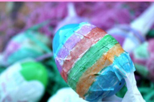 DIY Easter Egg Maracas
