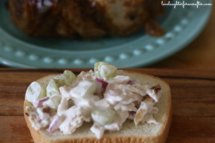 Chicken Salad Ranch Recipe