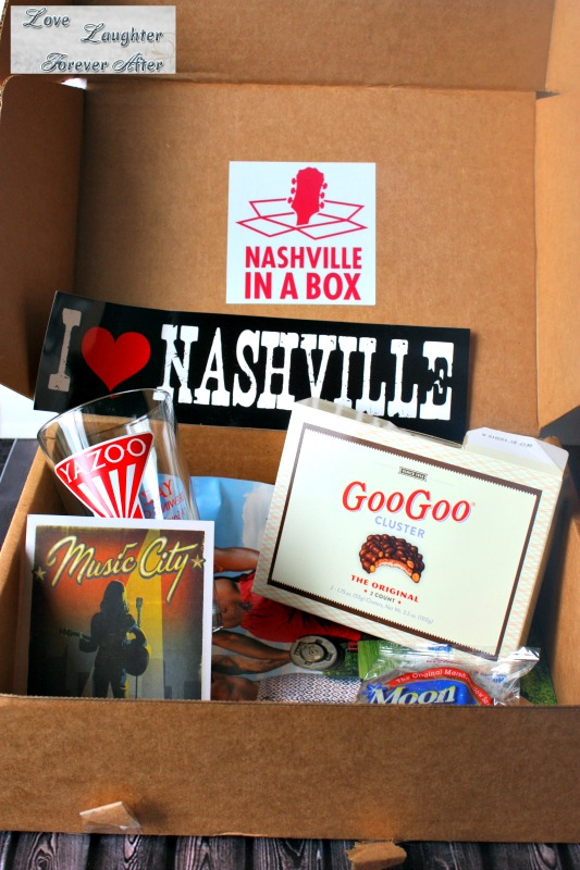 nashville in a box