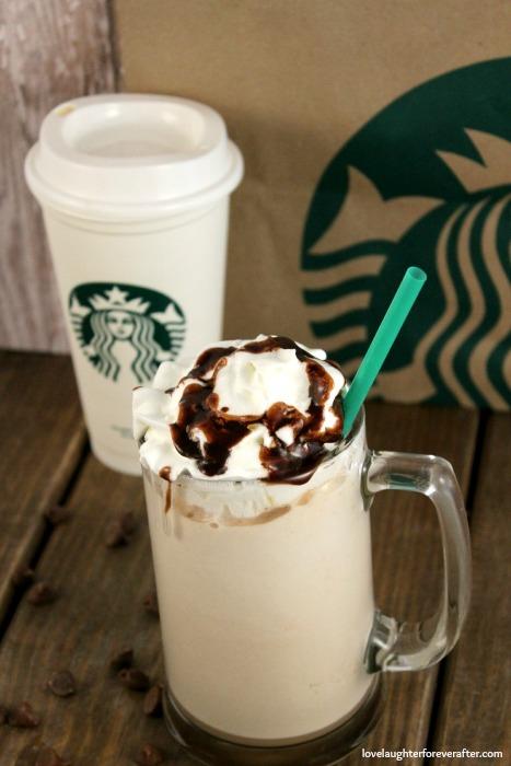 Copycat Starbucks Mocha Frappuccino Recipe