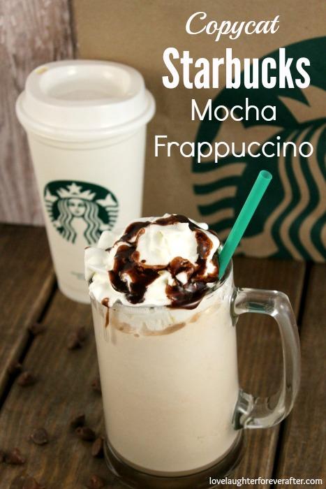 Love Laughter Foreveraftercopycat Starbucks Mocha