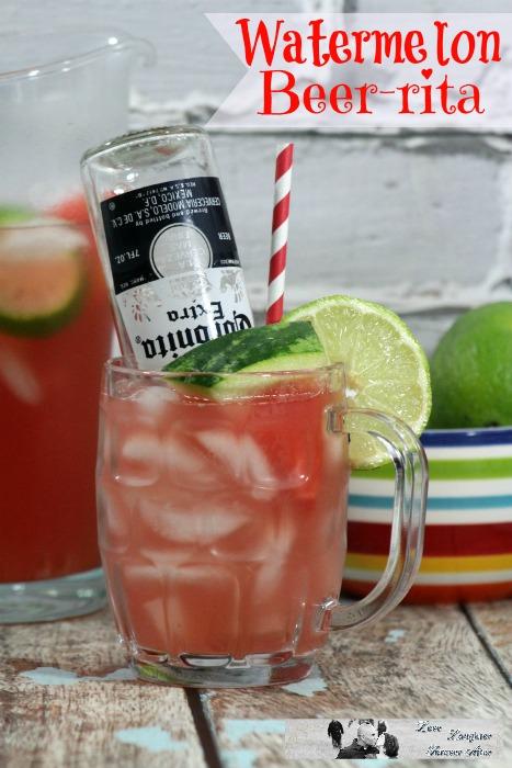 Watermelon Cocktail Recipes