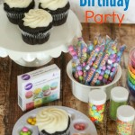 Quick Birthday Party Ideas