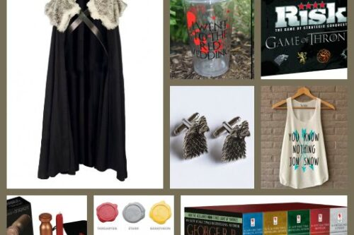 Gift Ideas For People Who Love Game Of Thrones