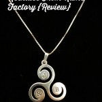 In Love With My Personalized Necklace From Name Factory {Review}
