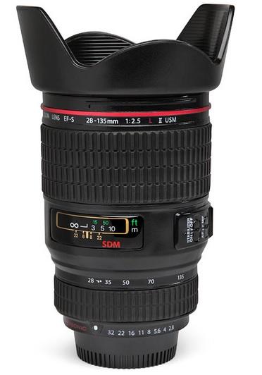 photo lens mug