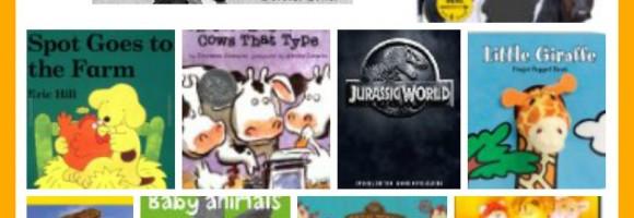 20 Animal Themed Books For Kids