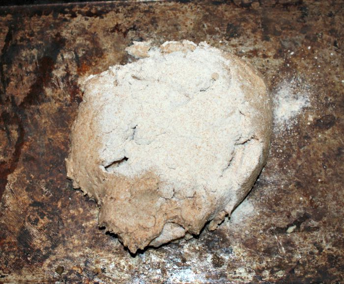 salt dough coins