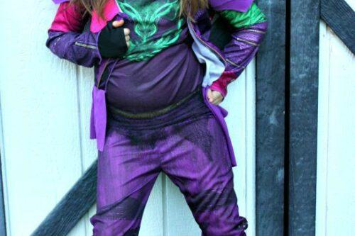 Descendants Costume Review