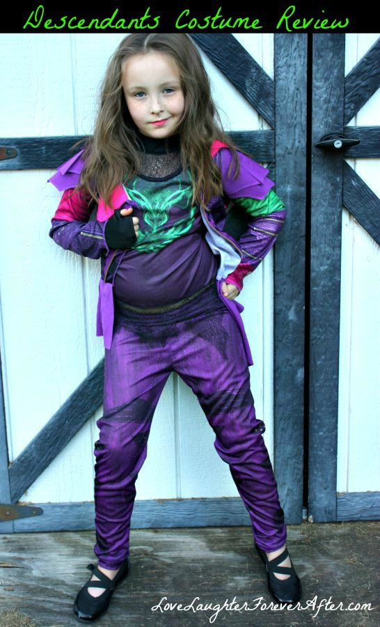 Rotten To The Core With A Wicked Descendants Costume!