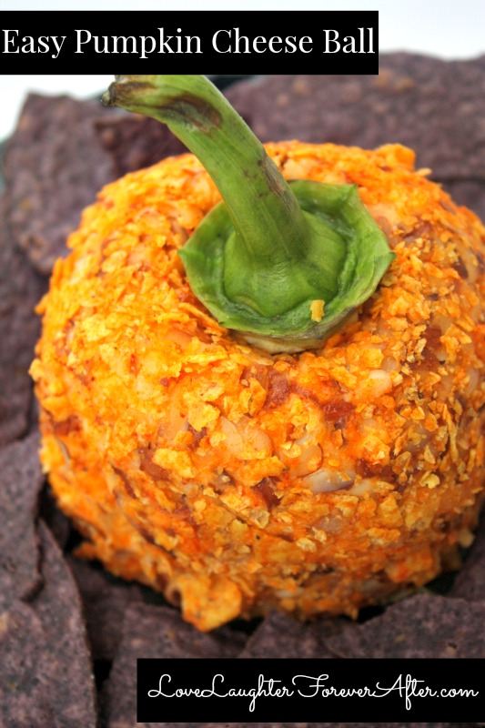 pumpkin cheese ball recipe