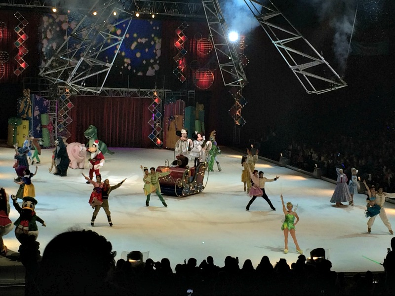 disney on ice christmas