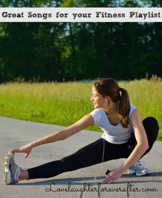 fitness playlist ideas