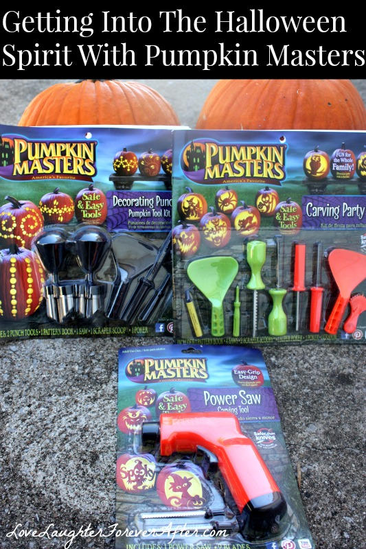 pumpkin masters kit