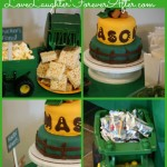 Fun Ideas For a Tractor Themed Birthday Party
