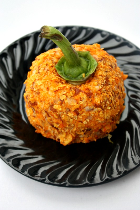 cheese pumpkin ball