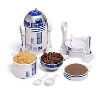 Star Wars R2-D2 Measuring Cup Set