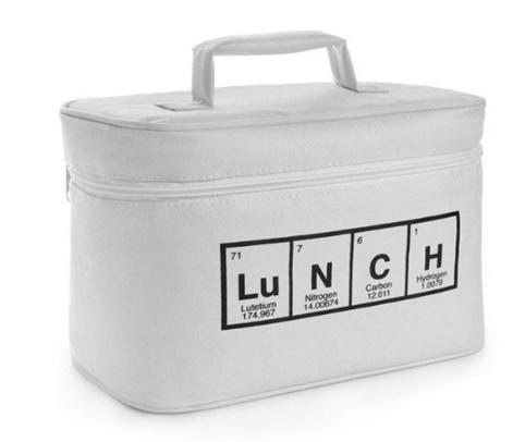 Chemistry Lunch Box