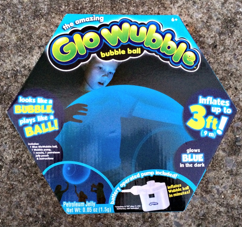 glowubble ball