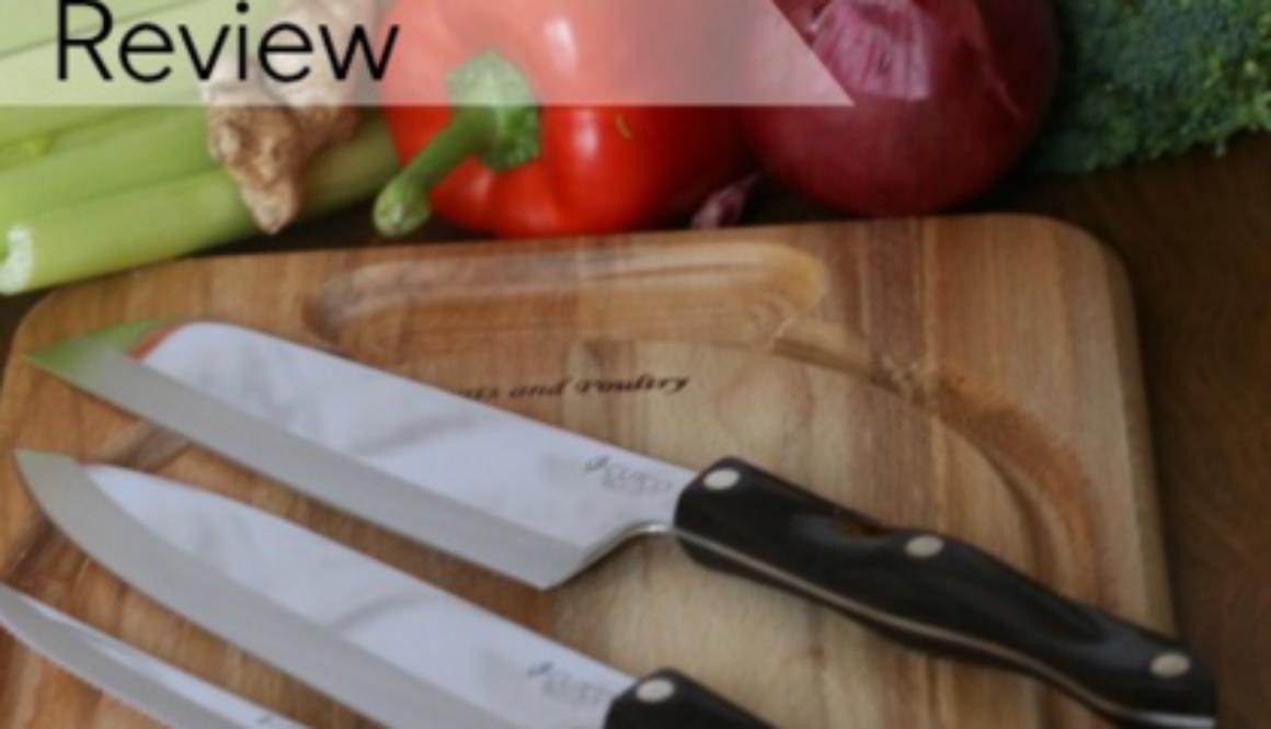 Cutco Kitchen Knives Review