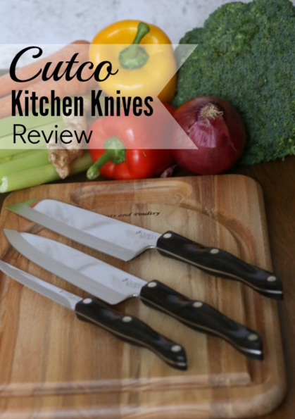 Cutco Kitchen Knives Review