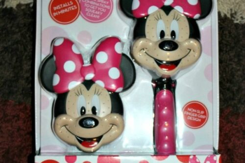 Minnie Mouse Combination Shower Head Review