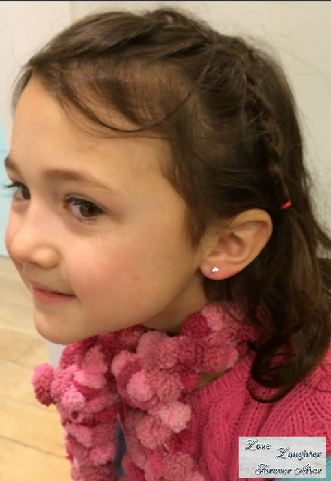 Earrings are my favorite fashion accessory but I often see infants with their ears pierced and wonder what age is just too young?