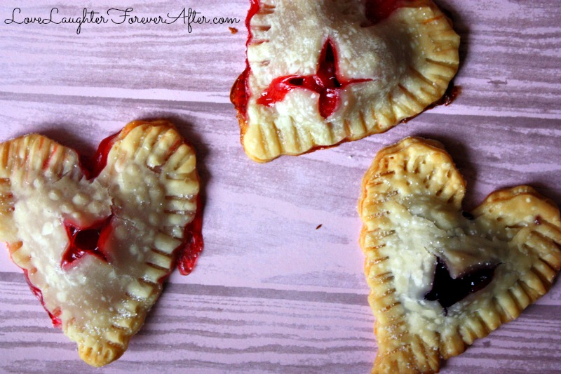 How To Make Easy And Fun Heart Shaped Fruit Hand Pies