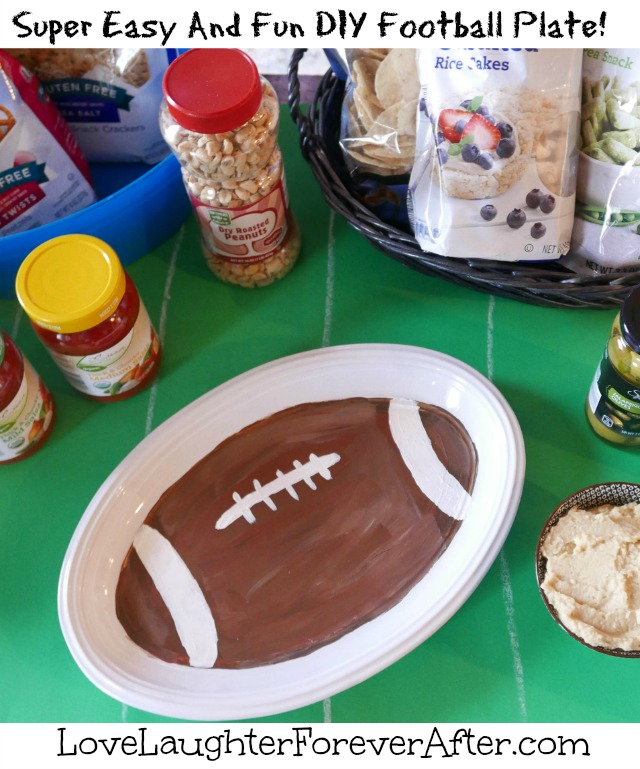 diy superbowl decor