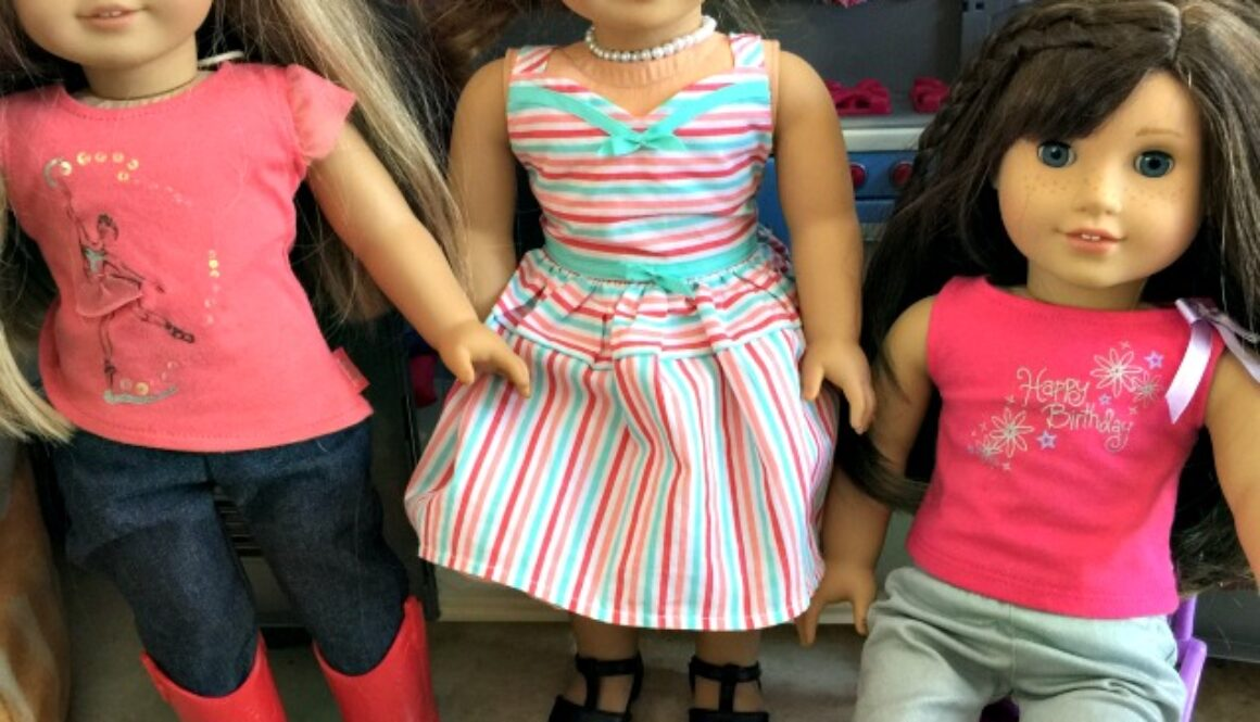 How to tighten american girl limbs