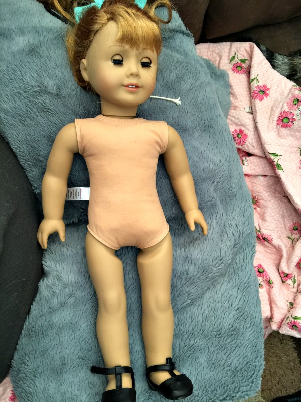 American Girl Tighten Limbs